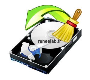 Récupérer les fichiers d'un disque dur formaté avec Renee Undeleter