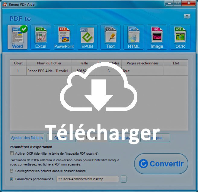 Telecharger le logiciel microsoft office gratuit windows - Convertir fichier pdf en open office gratuit ...