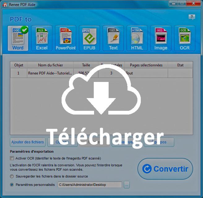 Logiciel ocr gratuit transformer vos images ou pdf - Telecharger table de mixage gratuit windows ...