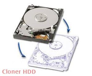 Cloner le HDD de manière facile et gratuite-Renee Becca