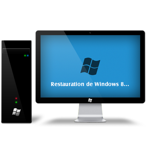 Restaurer Windows 8 - Renee Becca