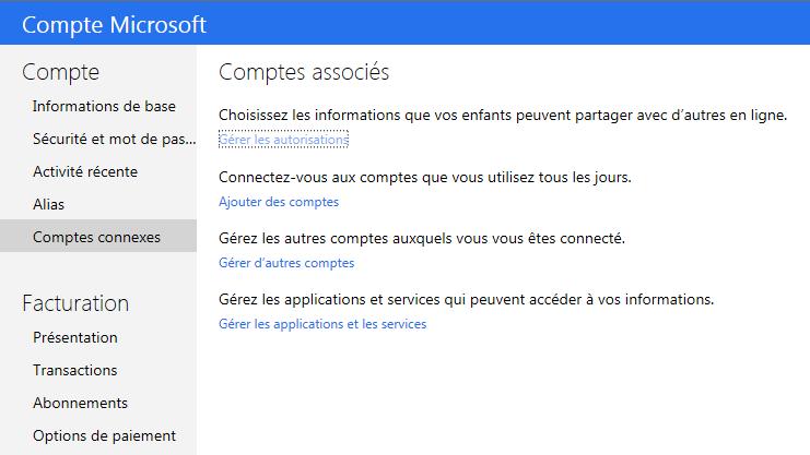 comment supprimer le compte microsoft window 8