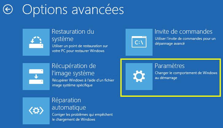 Comment d marrer en mode sans chec windows 8 8 1 - Open office en francais pour windows 8 ...