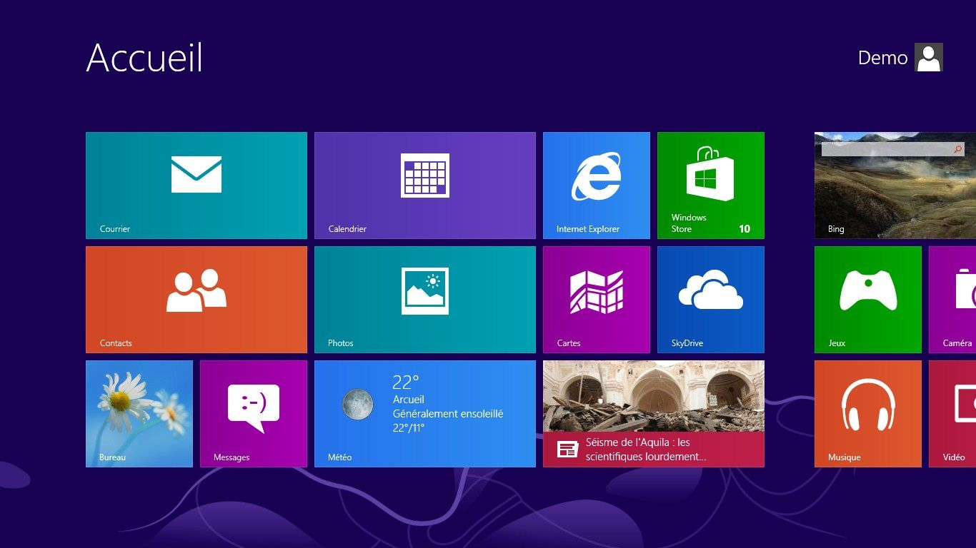 Guide pour réinitialiser le mot de passe Windows 8 oublié ...