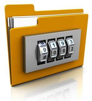 Protéger un dossier par un mot de passe