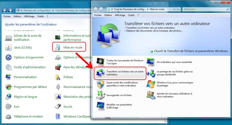 Microsoft Effectuer Le Transfert De Fichiers Et