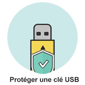 Protéger une clé USB en écriture - Renee File Protector