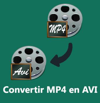 Changer fichier avi en mp4