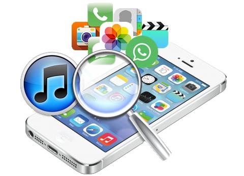 Récupérer les données d'iPhone - Renee iPhone Recovery