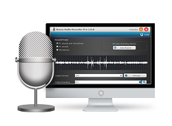 Renee Audio Recorder Pro pour l'enregistrement audio du PC