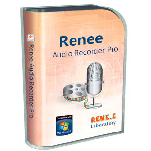 Renee Audio Recorder Pro Logiciel d'enregistrement audio et son