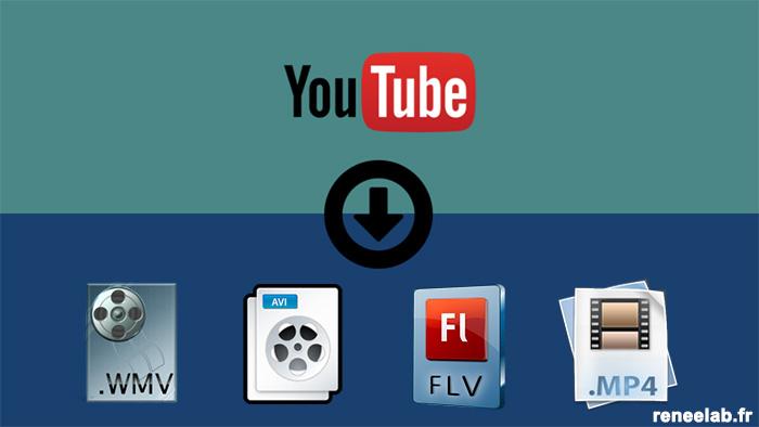 Convertir une vidéo YouTube avec Renee Screen Recorder
