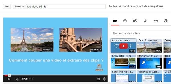 Top 5 meilleurs logiciels de d coupage vid o gratuits renee video editor - Logiciel couper une video ...