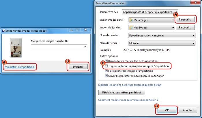 Importer Des Photos Diphone Vers Le Pc Sous Windows 8