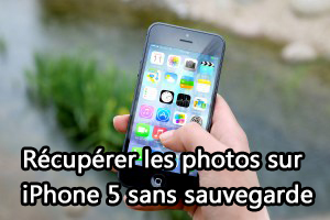 Récupérer les photos sur iPhone 5 - Renee iPhone Recovery