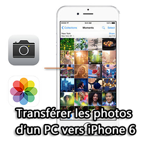 Transférer les photos d'un PC vers iPhone 6 - Renee iPhone Recovery