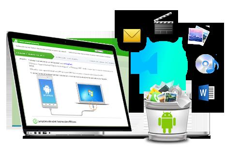 Récupérer les fichiers perdus sur le mobile Android - Renee Android Recovery