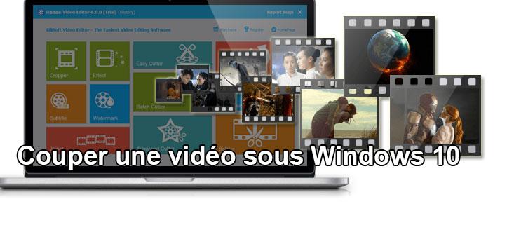 Comment couper une vid o sous windows 10 renee video editor - Logiciel couper une video ...