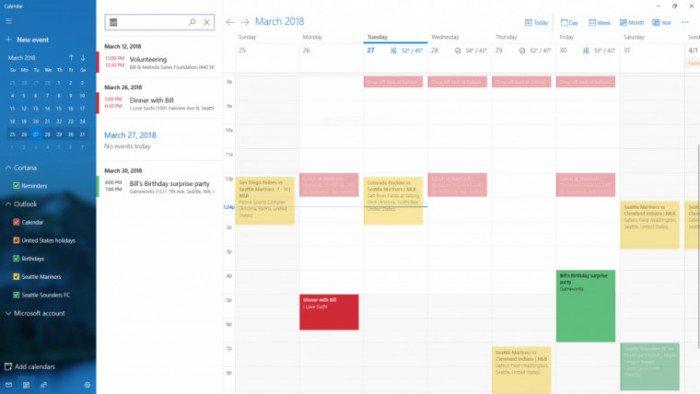 Ajout de la fonction Show Me dans le calendrier - Rene.E Lab