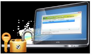 Outil pour réinitialiser le mot de passe Windows