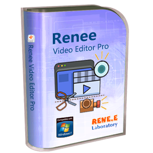 Renee Video Editor Pro Box