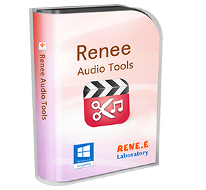 Renee Audio Tools pour le montage audio