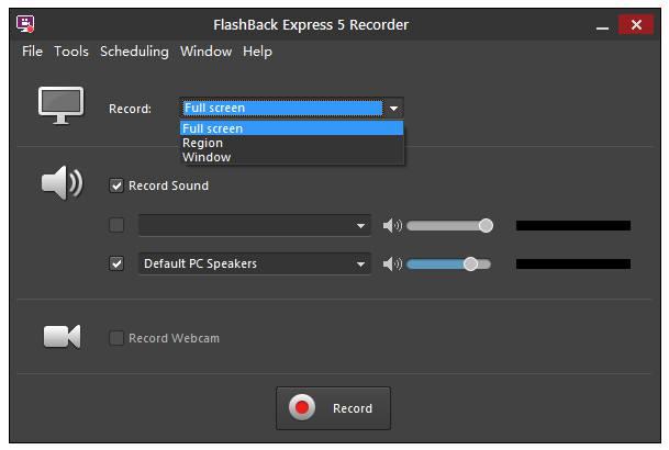 logiciel BB Flashback Express
