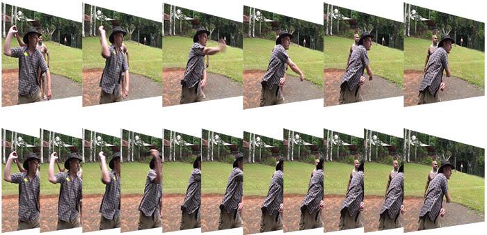 images par seconde différentes