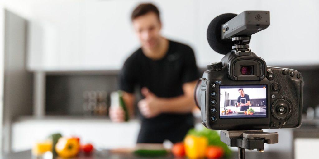 filmer un vlog