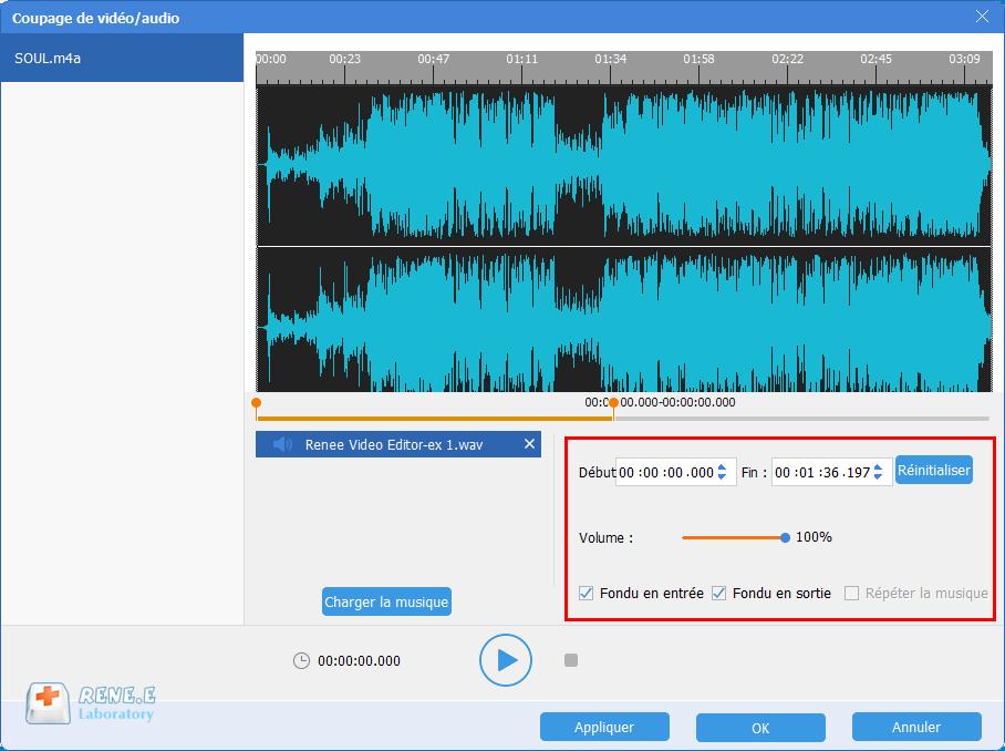 mixer les  fichiers audio